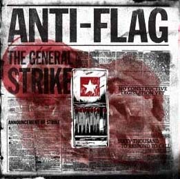 Anti Flag- The General Strike LP