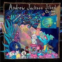 Andrew Jackson Jihad- Christmas Island LP (Blue/Pink/White Starburst Vinyl!)