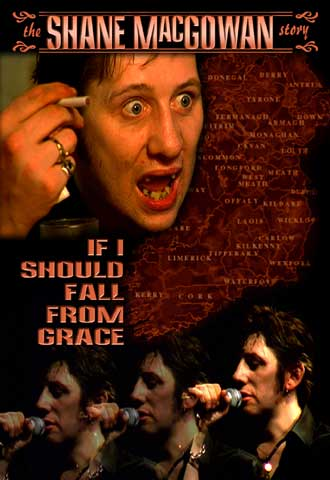 Shane MacGowan- If I Should Fall From Grace With God DVD (Pogues) (Sale price!)