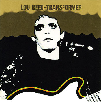 Lou Reed- Transformer LP