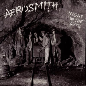 Aerosmith- Night In The Ruts LP (Sale price!)