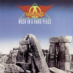 Aerosmith- Rock In A Hard Place LP (Sale price!)