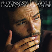 Bruce Springsteen- The Wild The Innocent And The E Street Shuffle LP (Sale price)