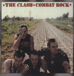 Clash- Combat Rock LP (Remastered 180gram Vinyl)