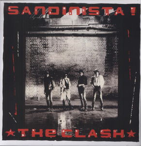 Clash- Sandinista 3xLP (Remastered 180gram Vinyl)