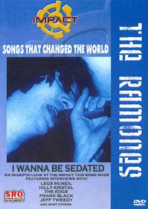 Ramones- I Wanna Be Sedated DVD (Sale price!)