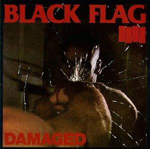 Black Flag- Damaged LP