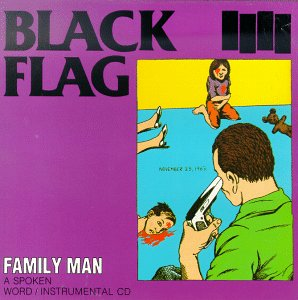 Black Flag- Family Man LP