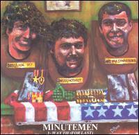 Minutemen- 3 Way Tie (For Last) LP