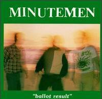 Minutemen- Ballot Result (Live) 2xLP