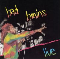 Bad Brains- Live LP