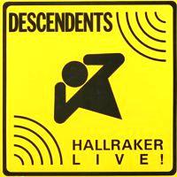 Descendents- Hallraker Live! LP