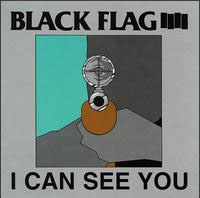 "Black Flag- I Can See You 12"""