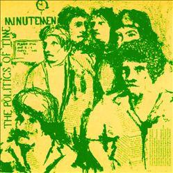 Minutemen- Politics Of Time LP