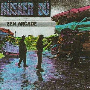 Husker Du- Zen Arcade 2xLP