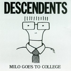 Descendents- Milo Goes To College LP