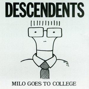 Descendents- Milo Goes To College LP