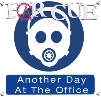 Far Cue- Another Day At The Office CD (Sale price!)