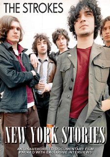 Strokes- New York Stories DVD (Sale price!)