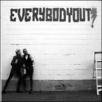 Everybody Out!- S/T LP (Dropkick Murphys)