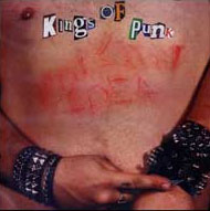 Poison Idea- Kings Of Punk LP (Color Vinyl)