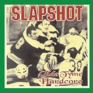 Slapshot- Old Tyme Hardcore LP (White Vinyl)