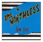 Worthless- Slow City CD (Sale price!)