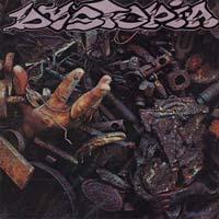 Dystopia- Human=Garbage 2xLP (Clear Vinyl)