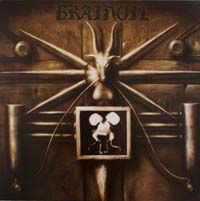 Brainoil- S/T LP (Colored Vinyl)