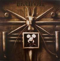 Brainoil- S/T LP (Colored Vinyl)