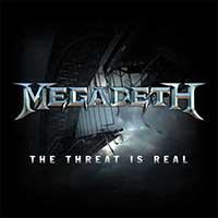 "Megadeth- The Treat Is Real 12"" (White Vinyl) (Black Friday 2015 Record Store Day Release)"