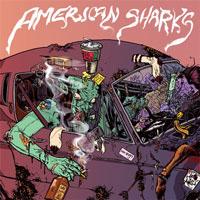 American Sharks- S/T LP