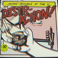 "Distraction- More Trouble At The V 12 "" (Sale price!)"