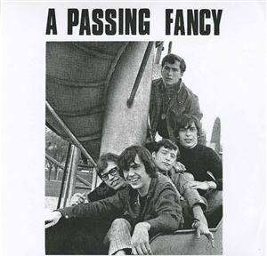 "A Passing Fancy- I'm Losing Tonight 7"" (Sale price!)"