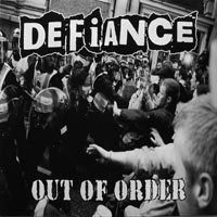 Defiance- Out Of Order LP (Import)
