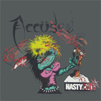 Accused- Nasty Cuts, Best Of The Nastymix Years 1990-1993 LP (Import)