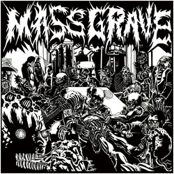Massgrave- S/T LP (Gatefold With Poster)