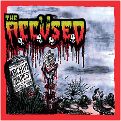 Accused- The Archive Tapes 2xLP (Gatefold) (Import)