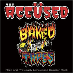 Accused- Baked Tapes LP (Spaletter Vinyl) (Import)