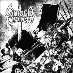 Guided Cradle- S/T LP (Black/Yellow Vinyl)