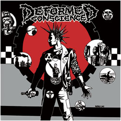Deformed Conscience- Hagen Days (Discography) 2xLP (Colored Vinyl!) (Sale price!)