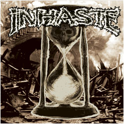 Inhaste- The Wreckage LP