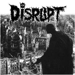 Disrupt- S/T LP (Splatter Vinyl) (Import)