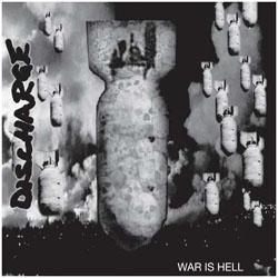 Discharge- War Is Hell LP (Import)