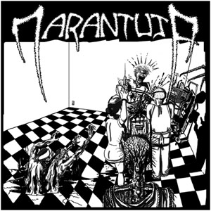 Tarantuja- Do Not Resuscitate LP