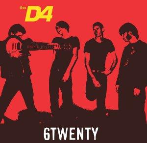 D4- 6Twenty CD (Sale price!)