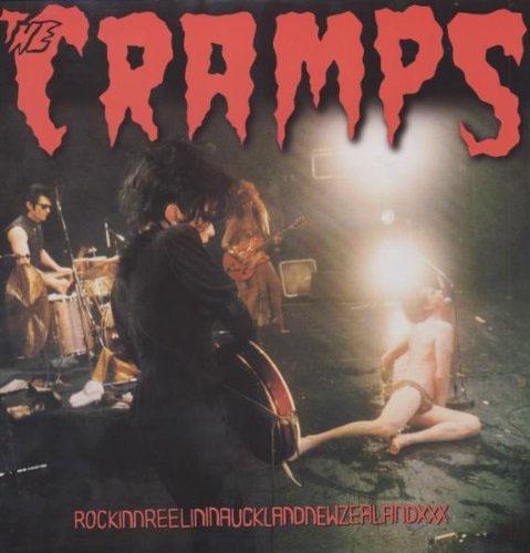 Cramps- Rockin N Reelin In Auckland New Zealand LP