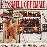 Cramps- Smell Of Female LP (Color Vinyl)