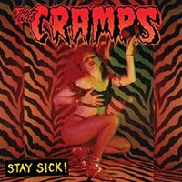 Cramps- Stay Sick LP