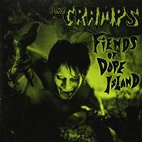 Cramps- Fiends Of Dope Island LP (Color Vinyl)